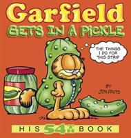 Cover image for Garfield gets in a pickle / by Jim Davis.