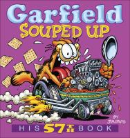 Cover image for Garfield souped up / by Jim Davis.