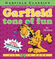 Cover image for Garfield, tons of fun : his 29th book / by Jim Davis.