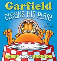 Cover image for Garfield cleans his plate : his 60th book / by Jim Davis.