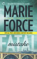 Cover image for Fatal mistake / Marie Force.