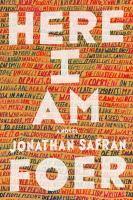 Cover image for Here I am : a novel / Jonathan Safran Foer.