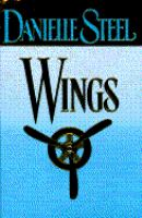 Cover image for Wings / Danielle Steel.
