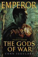 Cover image for Emperor : the gods of war / Conn Iggulden.