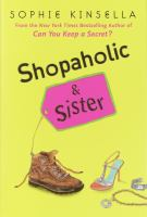 Cover image for Shopaholic & sister / Sophie Kinsella.
