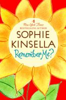 Cover image for Remember me? / Sophie Kinsella.