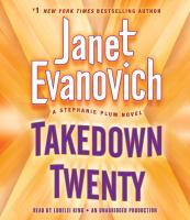 Cover image for Takedown twenty [compact disc] / Janet Evanovich.