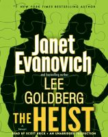 Cover image for The heist [compact disc] / Janet Evanovich and Lee Goldberg.