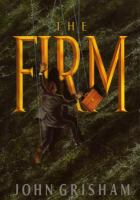 Cover image for The firm / John Grisham.