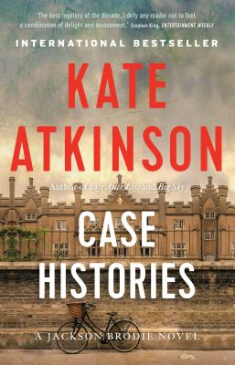Cover image for Case histories / Kate Atkinson.