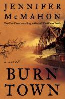 Cover image for Burntown : a novel / Jennifer McMahon.