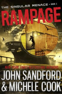 Cover image for Rampage / John Sandford & Michele Cook.