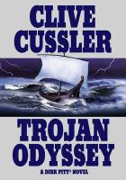 Cover image for Trojan odyssey / Clive Cussler.