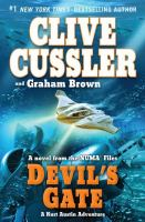 Cover image for Devil's gate : a novel from the NUMA files / Clive Cussler and Graham Brown.