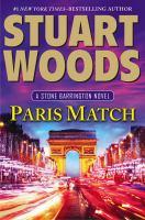 Cover image for Paris match / Stuart Woods.