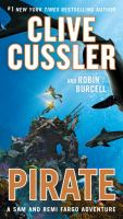 Cover image for Pirate / Clive Cussler and Robin Burcell.
