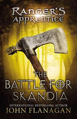 Cover image for The Battle for Skandia / John Flanagan.