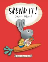 Cover image for Spend it! / Cinders McLeod.