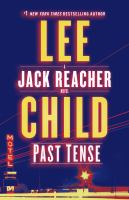 Cover image for Past tense / Lee Child.