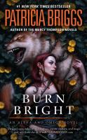 Cover image for Burn bright / Patricia Briggs.
