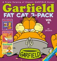 Cover image for Garfield fat cat 3-pack. Volume 11 / by Jim Davis.