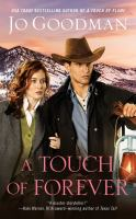 Cover image for A touch of forever / Jo Goodman.