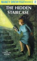 Cover image for The hidden staircase / by Carolyn Keene.
