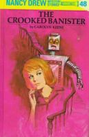 Cover image for The crooked banister / by Carolyn Keene.