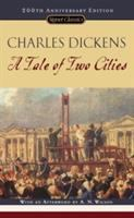 Cover image for A tale of two cities / Charles Dickens ; with an introduction by Frederick Busch ; and a new afterword by A.N. Wilson.