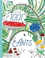 Cover image for 1001 ants / Joanna Rzezak.