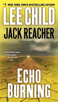 Cover image for Echo burning / Lee Child.