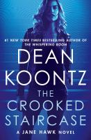 Cover image for The crooked staircase / Dean Koontz.