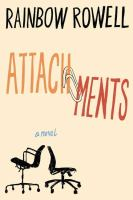 Cover image for Attachments / Rainbow Rowell.