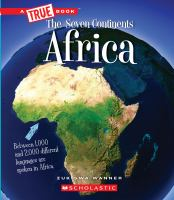 Cover image for Africa / Zukiswa Wanner.