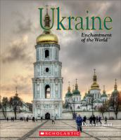 Cover image for Ukraine / by Deborah Kent.