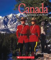 Cover image for Canada / by Liz Sonneborn.