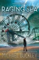 Cover image for Raging sea / Michael Buckley.