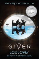 Cover image for The giver / by Lois Lowry.