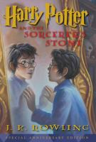 Cover image for Harry Potter and the sorcerer's stone / by J.K. Rowling ; illustrations by Mary GrandPré.