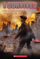 Cover image for I survived the San Francisco earthquake, 1906 / by Lauren Tarshis ; illustrated by Scott Dawson.