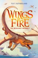 Cover image for The dragonet prophecy / by Tui T. Sutherland.