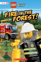 Cover image for Fire in the forest! / by Samantha Brooke ; illustrated by Kenny Kiernan.