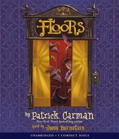 Cover image for Floors [compact disc] / read by Patrick Carman.