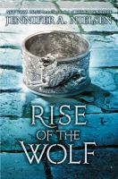 Cover image for Rise of the wolf / Jennifer Nielsen.