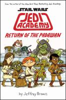 Cover image for Return of the Padawan / by Jeffrey Brown.