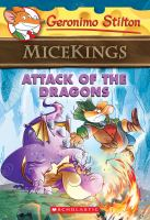 Cover image for Attack of the dragons / Geronimo Stilton.