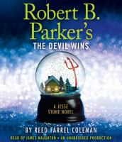 Cover image for Robert B. Parker's the Devil wins [compact disc] / Reed Farrel Coleman.