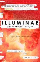Cover image for Illuminae / Amie Kaufman & Jay Kristoff.