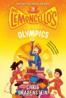 Cover image for Mr. Lemoncello's Library Olympics / Chris Grabenstein.