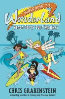 Cover image for Beach party surf monkey / Chris Grabenstein ; illustrated by Brooke Allen.